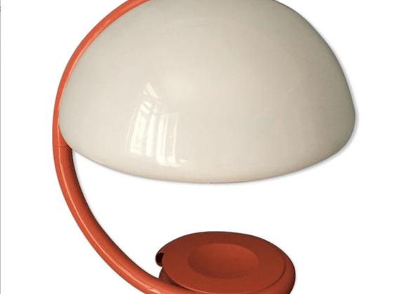 Elio Martinelli  Model Serpente Lamp for Martinelli Luce