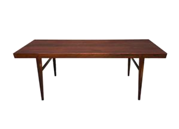 Severin Hansen Rosewood Coffee Table for Haslev