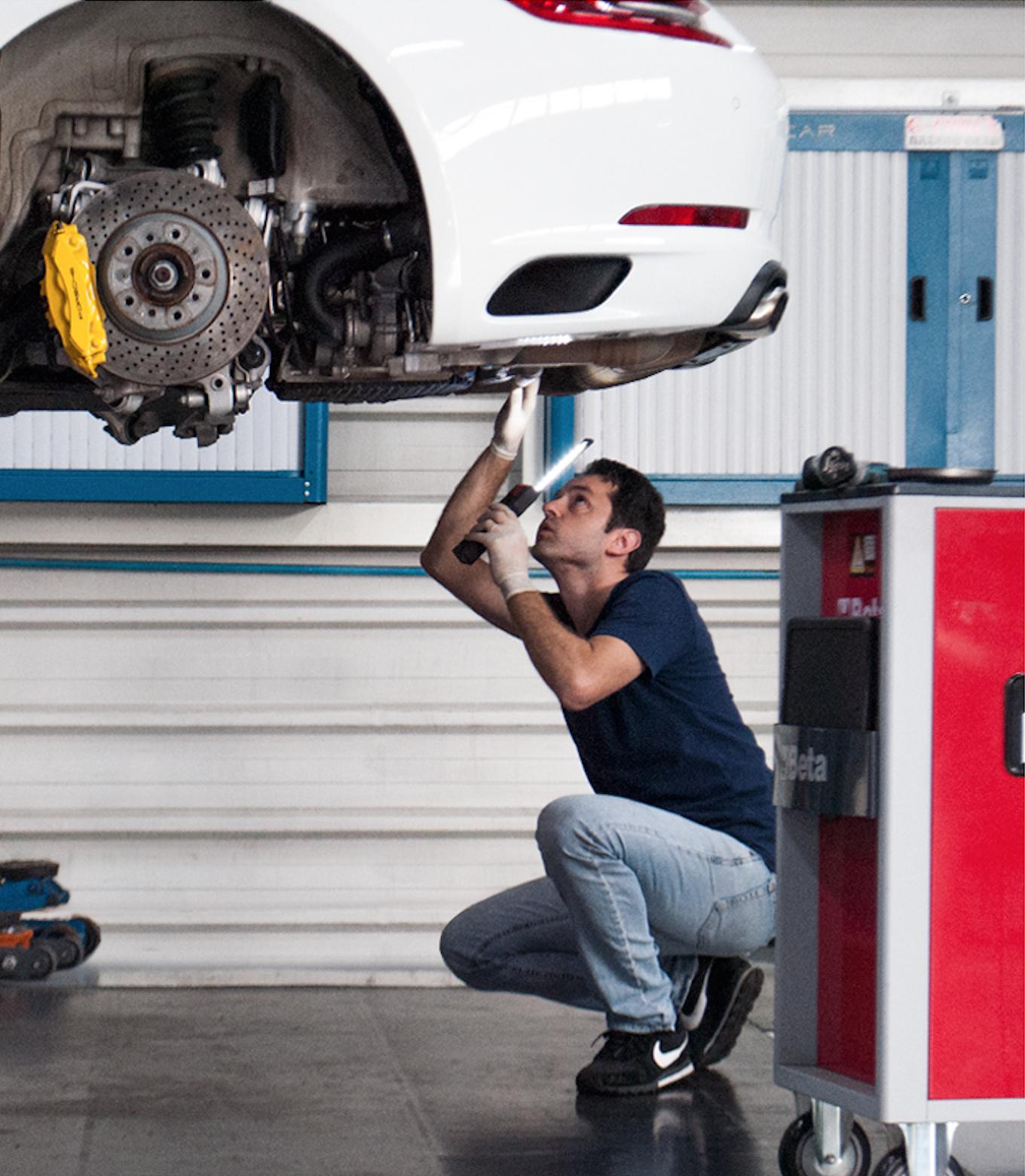 Porsche 911 Carrera - personalização
