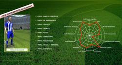 Futbolistas:Clasificación y perfiles
