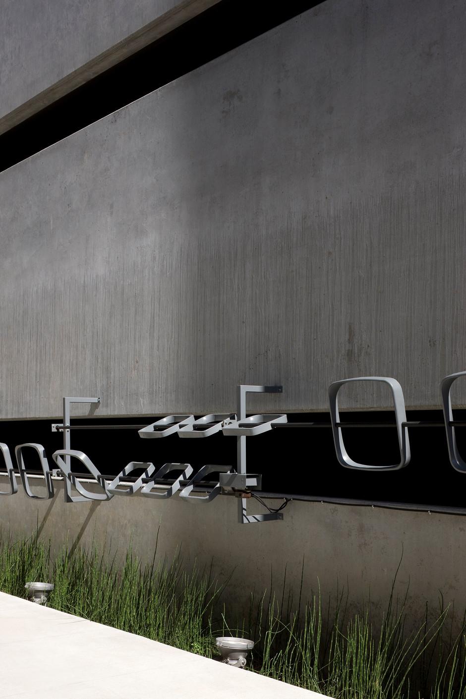 The Zipper - Crossroads Parking Garage