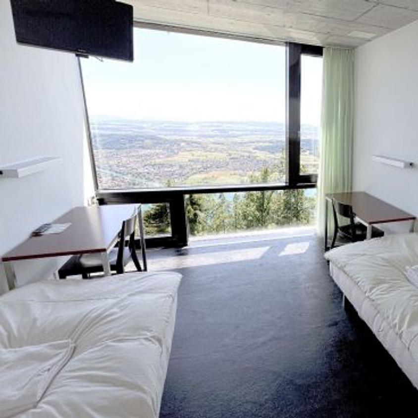 Réservation d'une chambre à 3 personnes