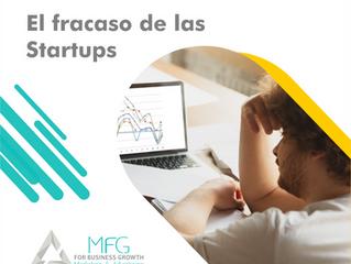 El fracaso de las Startups en México