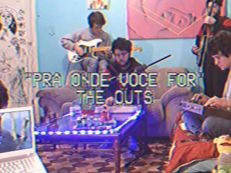 """VAZOU! Baixe o novo single """"Pra Onde Você For"""""""