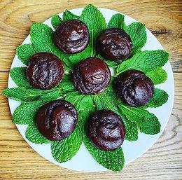Cakes au chocolat