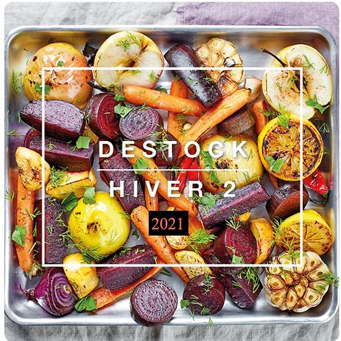 PROGRAMME DESTOCK HIVER 2021
