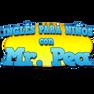 Inglés para niños con Mr Pea Peq Logo