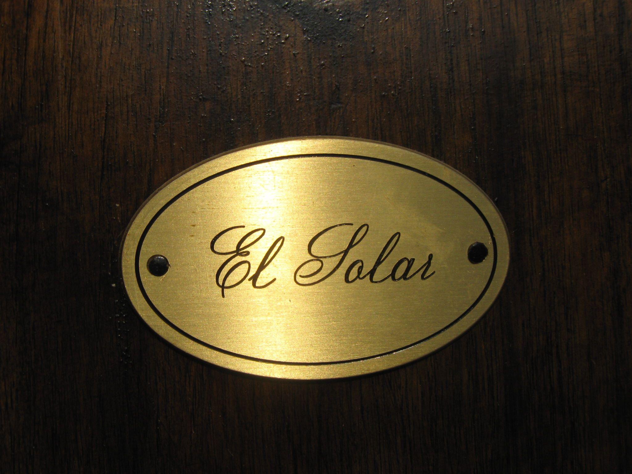 EL SOLAR