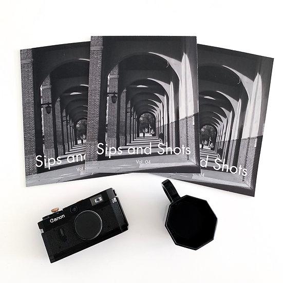 Sips and Shots Zine - Vol. 04