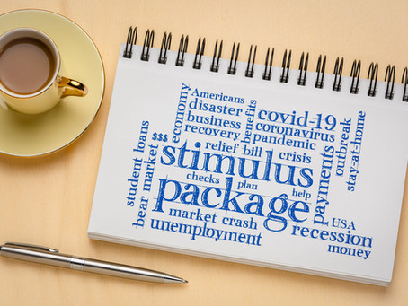 Whats in for the third stimulus and Child Care Credit