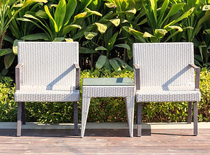Big ideas for small outdoor spaces