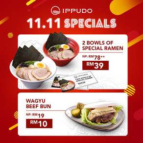 Our 11.11 Deals on Lazada!