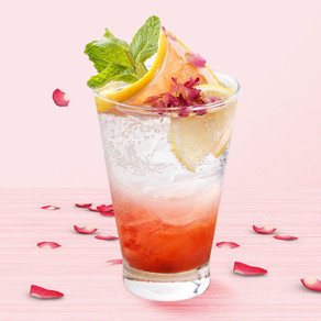SURPRISE: Seasonal Drinks is Back With Pink Guava Rose Soda