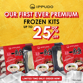 Up to 25% OFF Premium Frozen Food Kits!