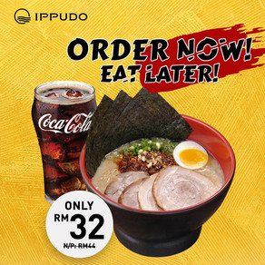 RM32 for Set Meal for 1!