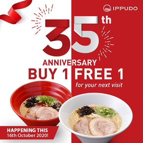 Free Ramen For You, You And You!