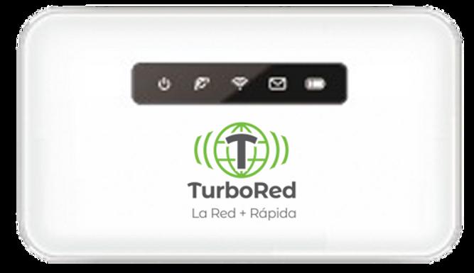 Turbo MIFI M30 con1 Mes Gratis con 30GB 30 días