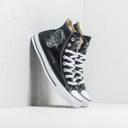 Ftshp x Maxim Converse All Star Hi Mind Black