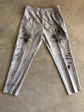 Painted COS pants by MAXIM -  1 original