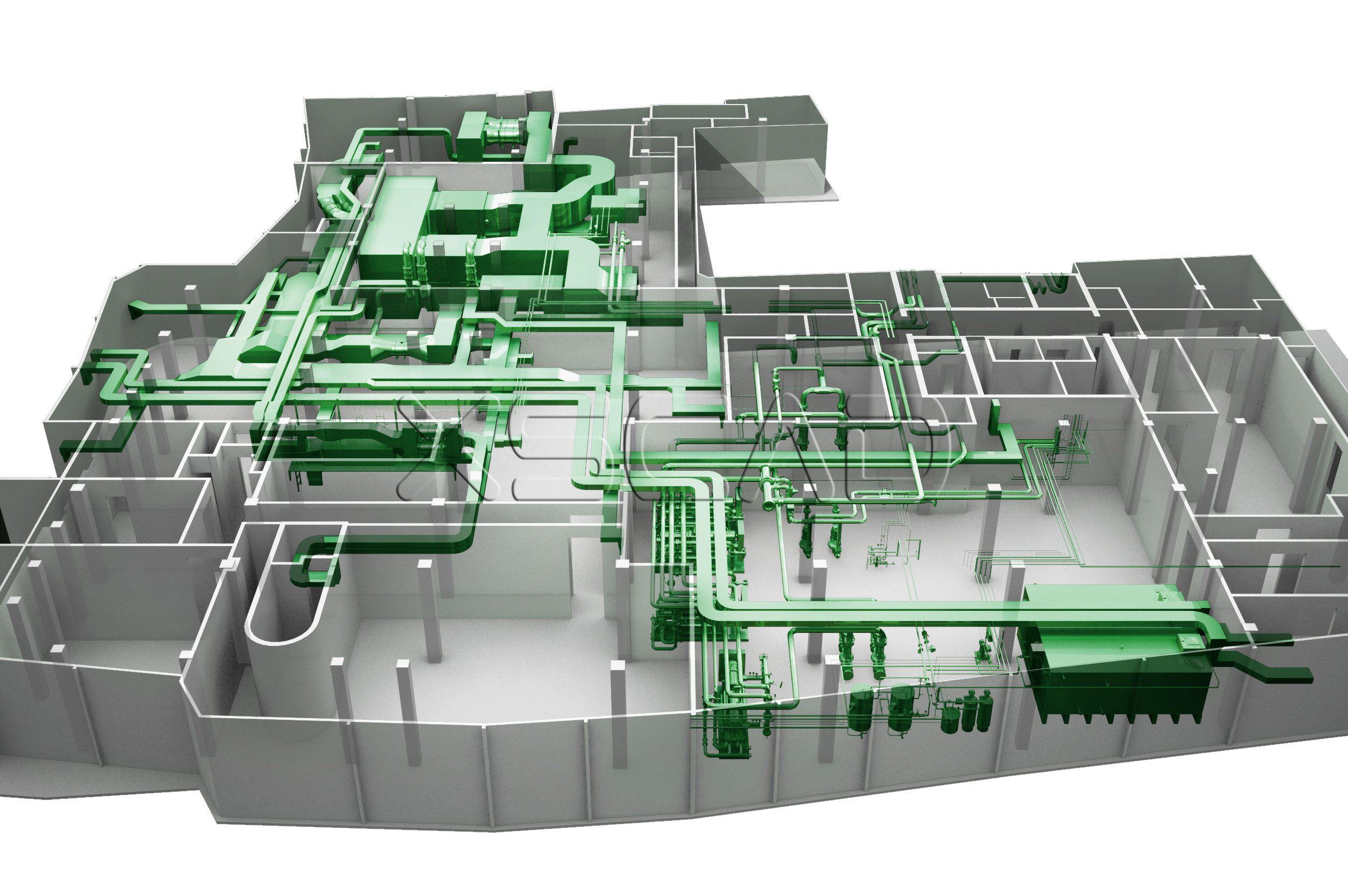 Apresentação de projetos em 3D