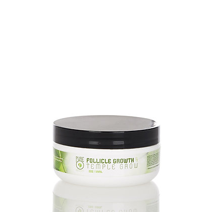 Pure O Natural - Follicle Growth Temple Grow