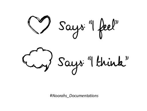 Conversations Between The Heart & Mind