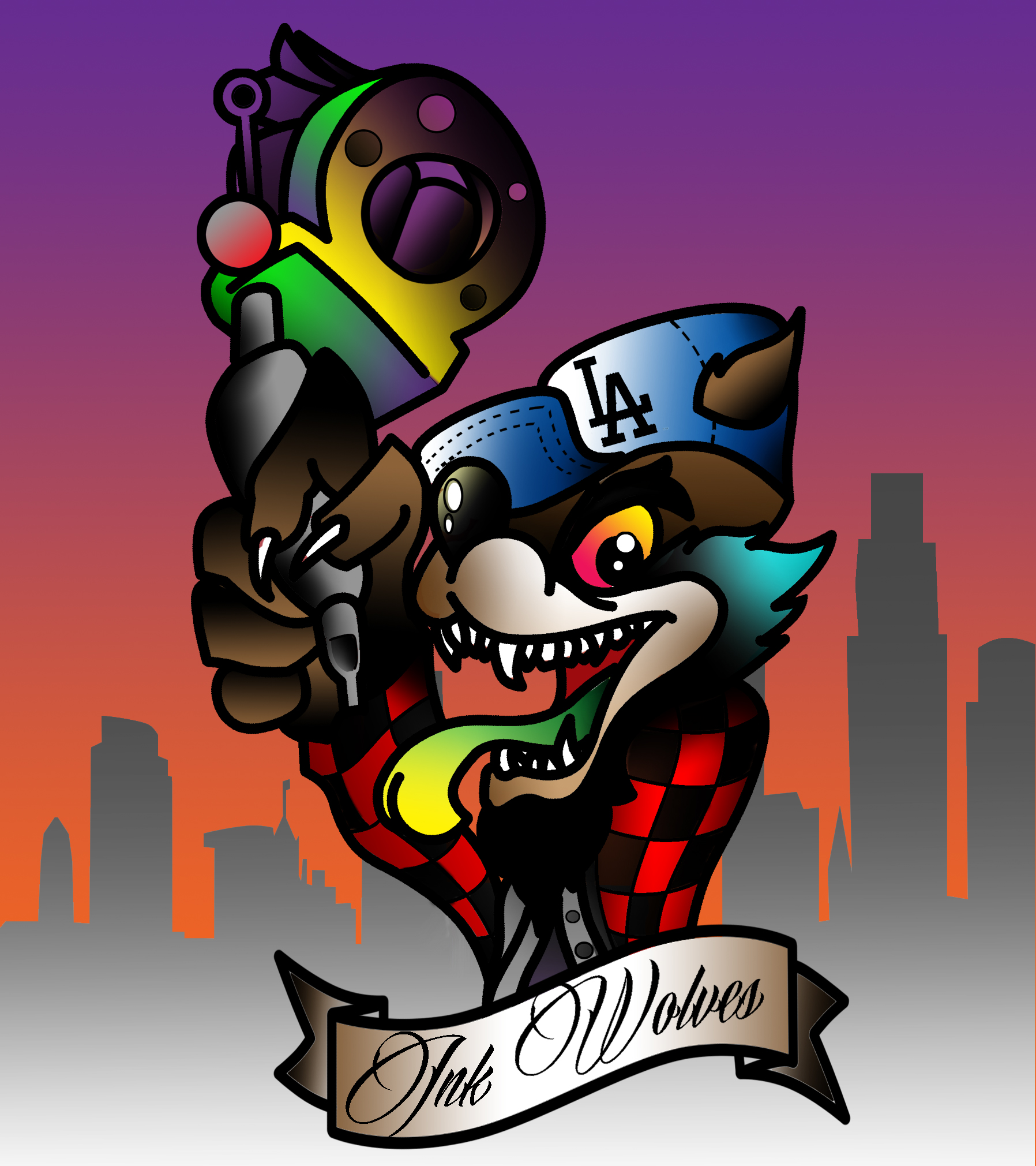 Tattoo & Piercing Shop Tampa Fl   United States   Ink Wolves Tattoos