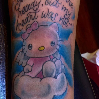 Done by _sethvanno #inkwolvestattoos #in
