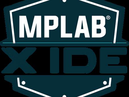 MPLAB X  1 Hola Mundo