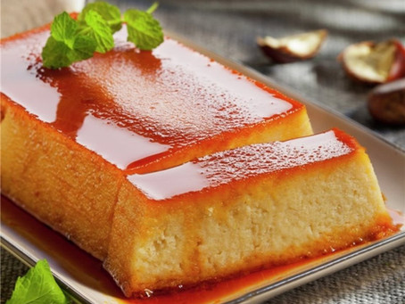 Pudín Napolitano Libre de gluten