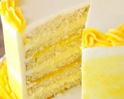 Queque de limón