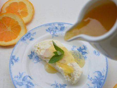Salsa para acompañar Helados y postres libre de gluten