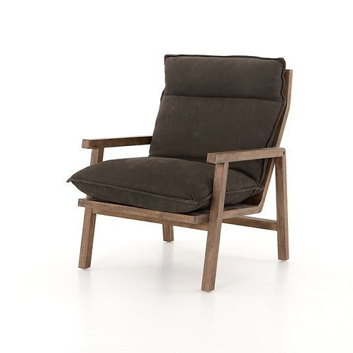Orion Chair-Nubuck Charcoal