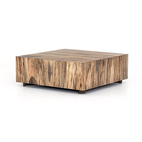 Hudson Square Coffee Table-Spalted