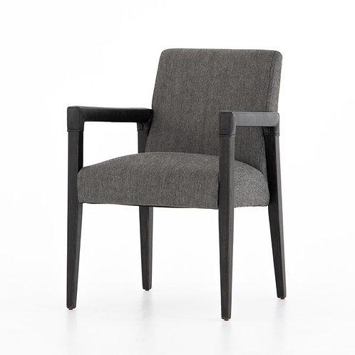 Reuben Dining Chair-Ives Black