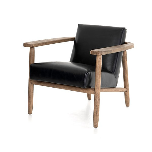 Arnett Chair-Dakota Black