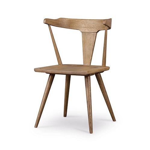 Ripley Dining Chair-Sandy or Black Oak