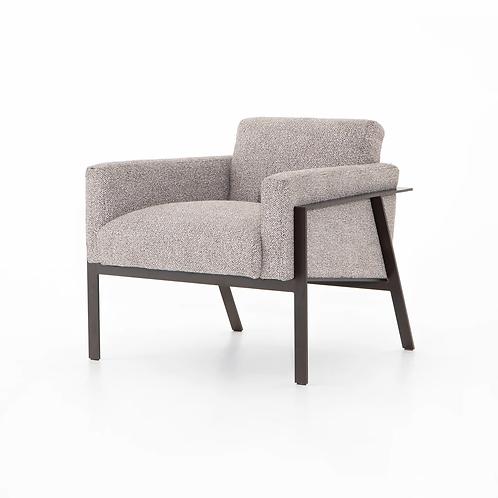 Ramona Chair in Light Grey