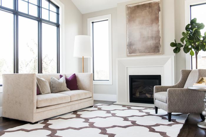 Custom sofa from Gatehouse1