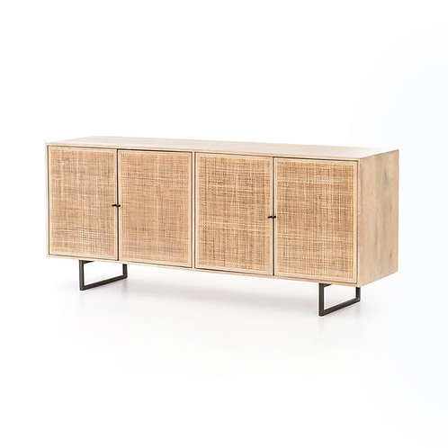 Carmel Sideboard-Natural Mango