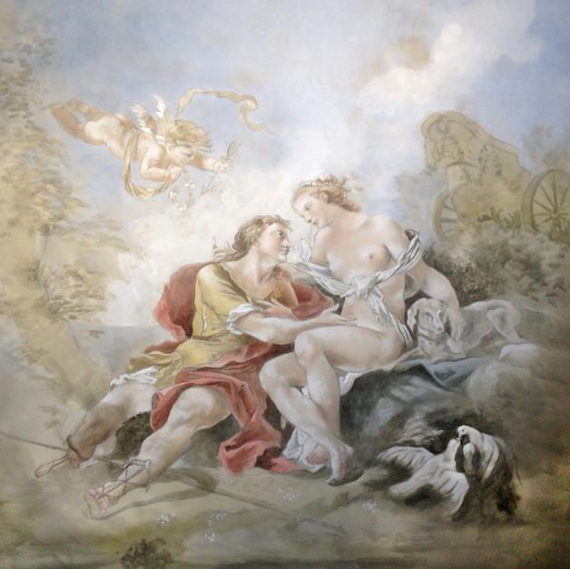 Copie de tableau 300 x260 cm