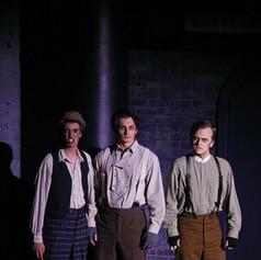 Character : Letter Quintet / Tenor Trio