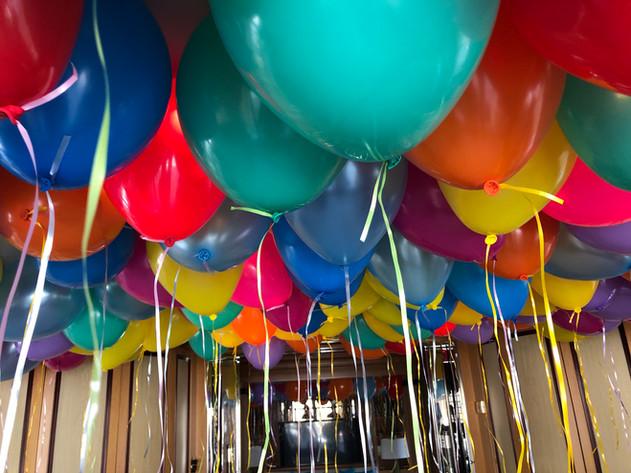 300 ballons Multicolores 11 pouces