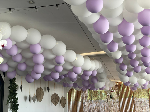 2000 ballons à l'air