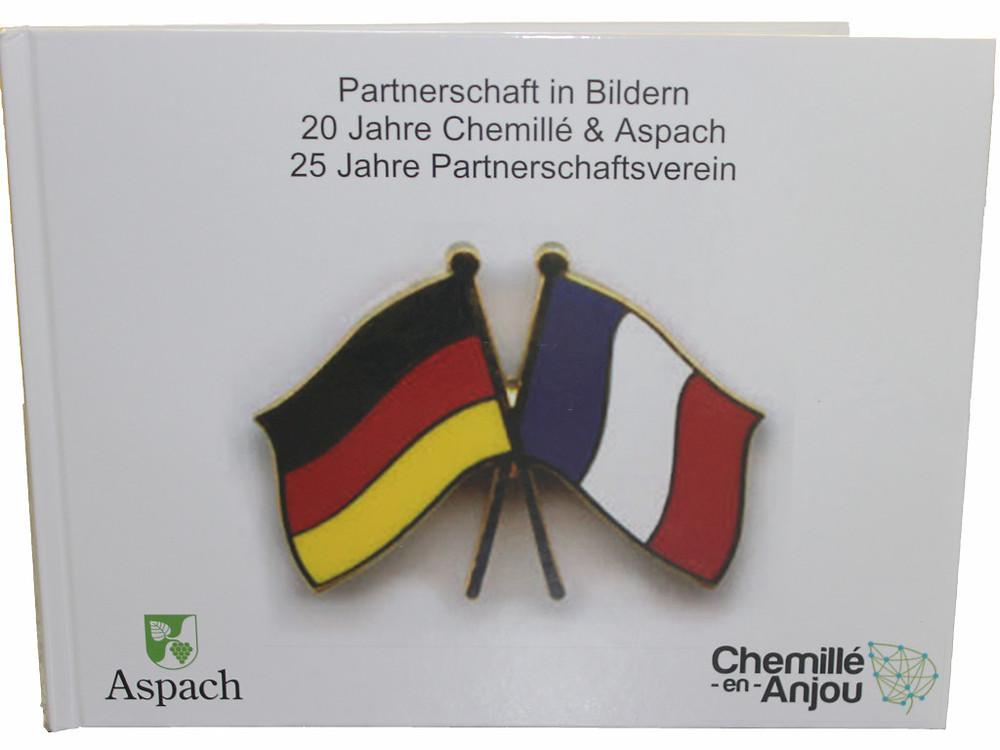 Partnerschaftsbuch
