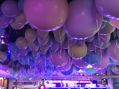 1700 ballons hélium