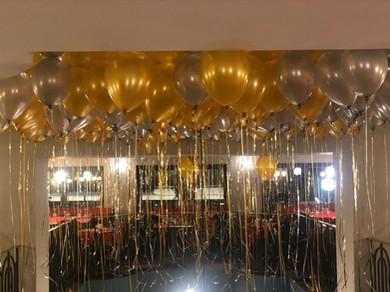 300 ballons hélium