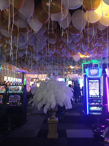 5000 ballons à l'helium