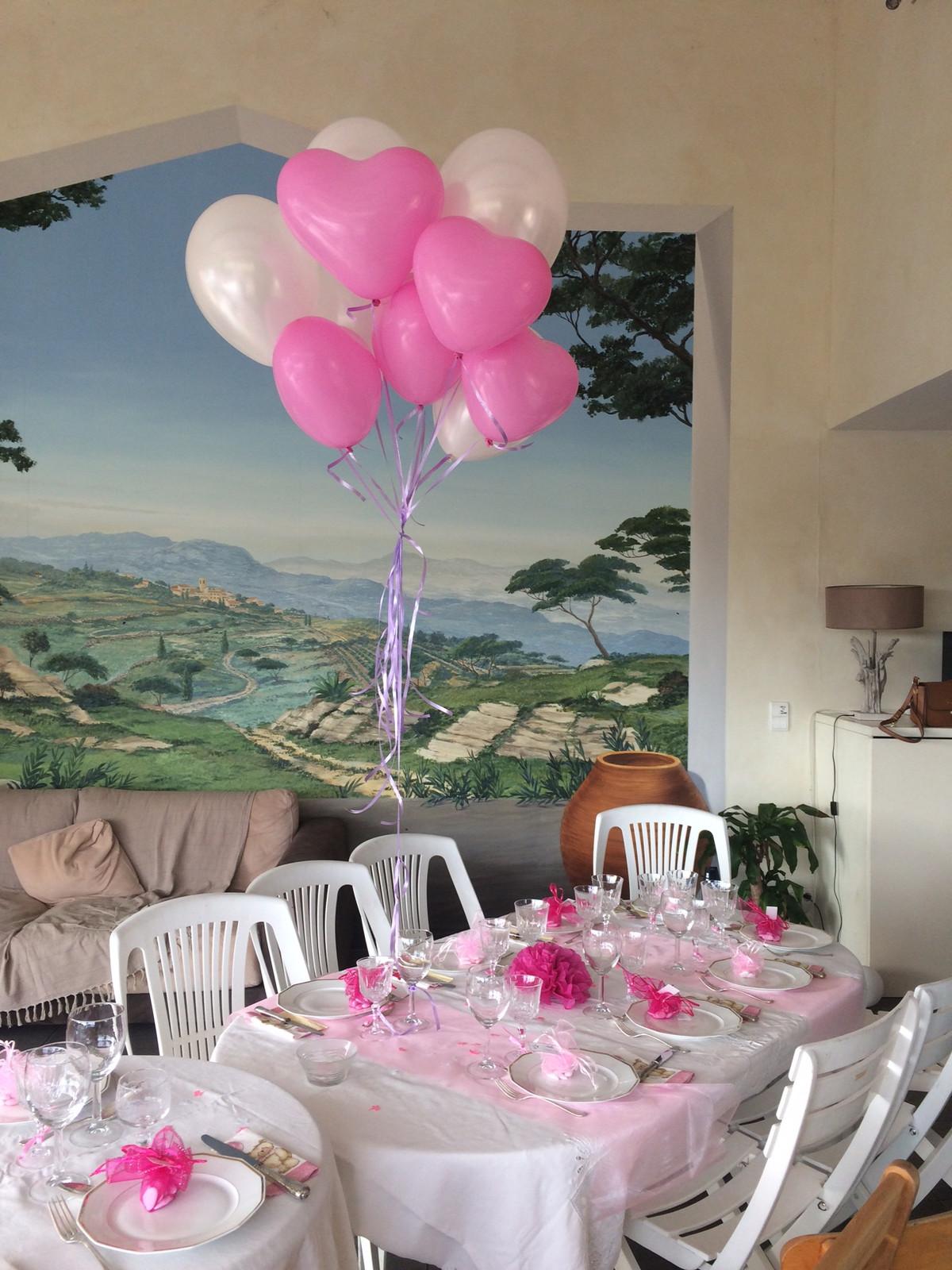 décoration ballons | nice | azur fête events