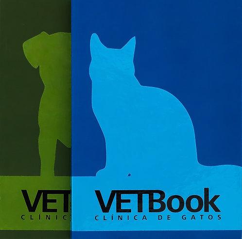 Coleção VETBook - Clínica de Cães + Clínica de Gatos